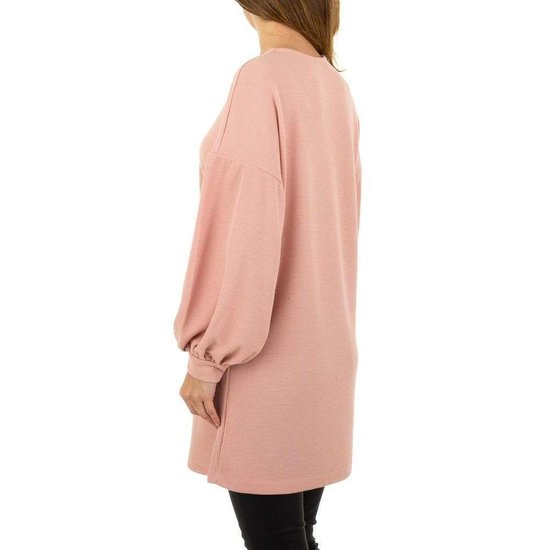 Rose trui jurk.SOLD OUT