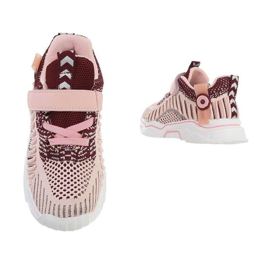 Rose kinder sneaker Tonia.SOLD OUT