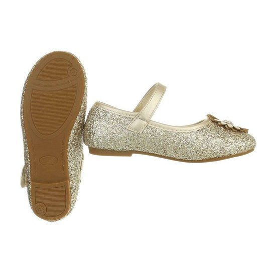 Gouden kinder ballerina Elanor.SOLD OUT