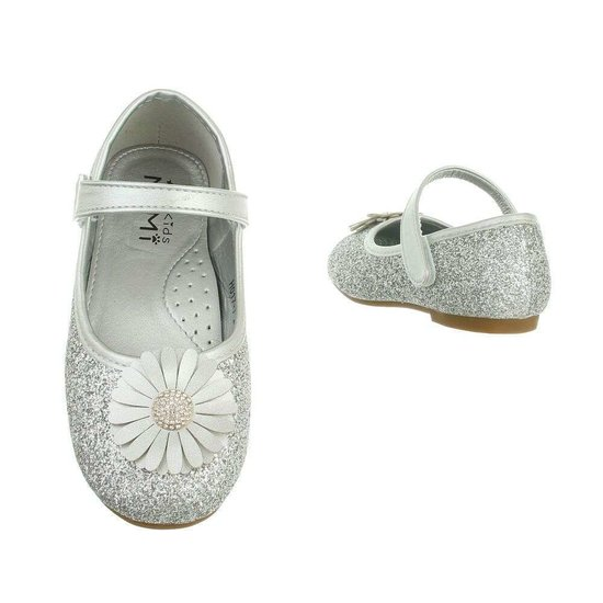 Zilveren kinder ballerina Elanor.SOLD OUT