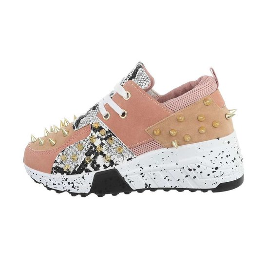 Fashion rose lage sneaker Orea.