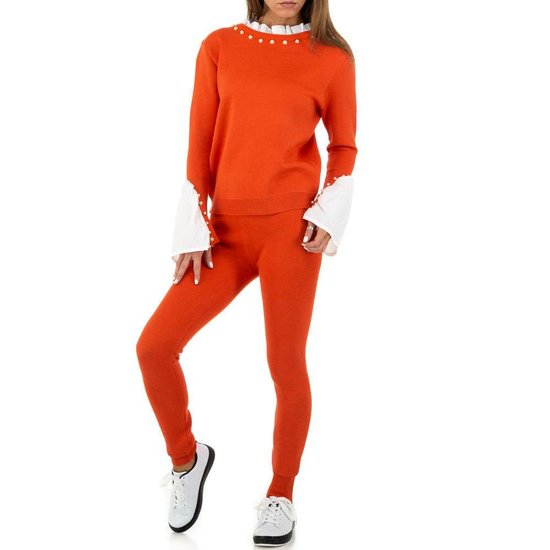 Originele rode loungewear.