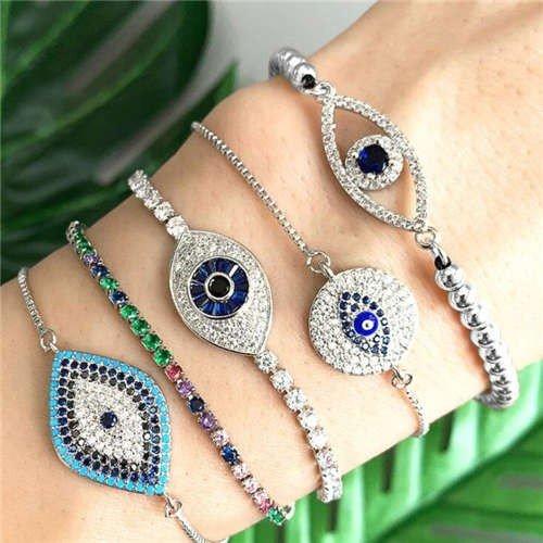 Fashion combo armband design 4 E