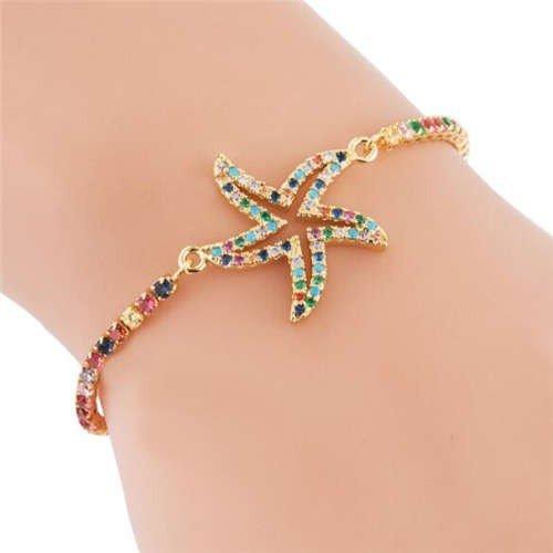 Fashion zeester armband.