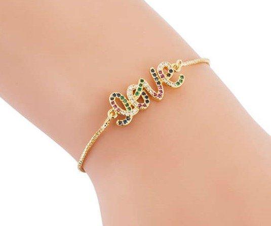 Fashion armband LOVE.