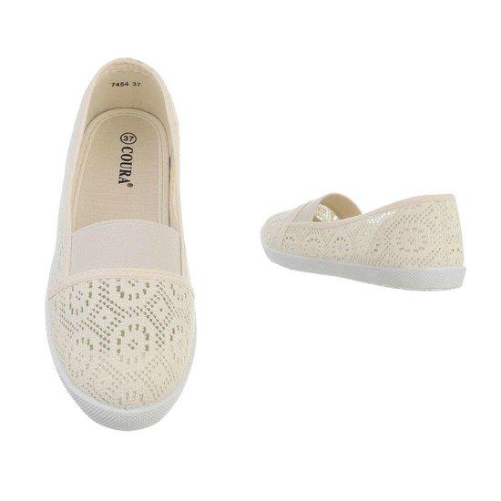 Beige loafer Vive