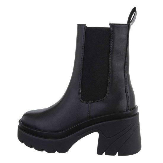 Zwarte Chelsea boot Rosalind