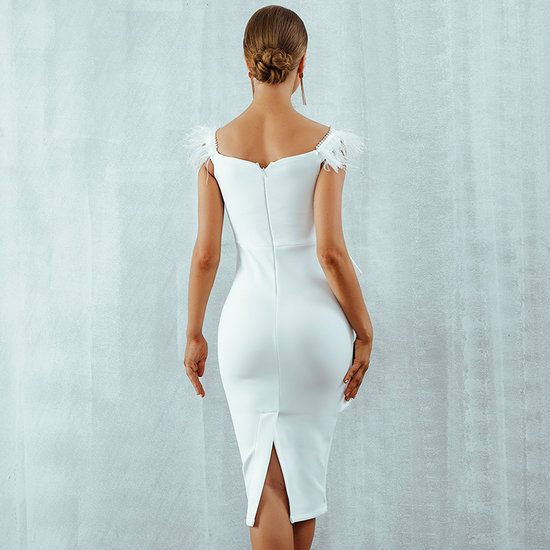 Prachtige boutique bodycon dress