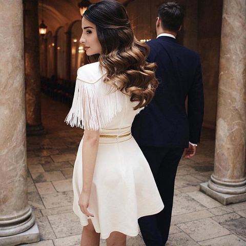 Chic boutique short dress  SOLD OUT